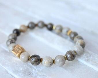 Tiramisu - Beaded Bracelet