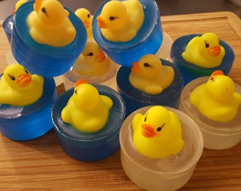 20 Party Favor Soaps - Quackers