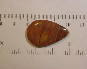 Beautiful Biggs Jasper (JHR1011) measures 28mm x 18mm x 4mm weighs in at 3.4 grams