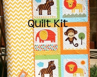 Quilt Kit Priscilla Baby Girl Crib Shabby Chic By