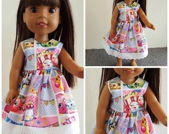 Shopkins Wisher Dress 14.5 Inch Doll