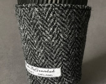 Mug Cosy in Harris Tweed