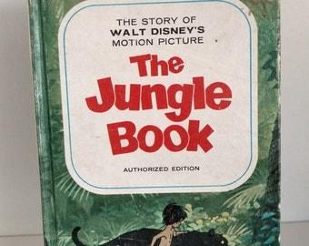 1967 The Jungle Book by Walt Disney