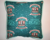 Fantastic Beast and Where to Find Them Pillows