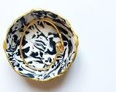Marbled Ring Dish -  Jewe...