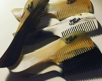 The Bristow Tache and Beard Comb as sold in Paul Smith