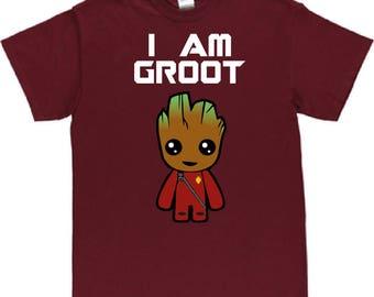 I Am Groot Vol 2 T-shirt