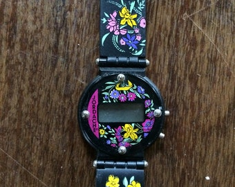 Flowers and Bows Watch by Jordache