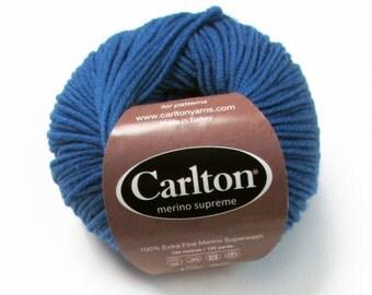 Superwash Merino Supreme Yarn, DK Weight, Easy Care Merino Yarn, with Free Cowl Pattern