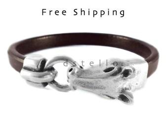 Horse bracelet, Horse jewelry, Western, Gifts for men, boyfriend, husband, horse lover, cowboy, cowgirl equestrian, cuff,
