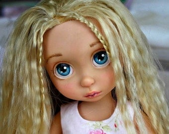 "Repaint Rapunzel 16"" Free shipping in US"