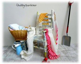 Gathering the Washing