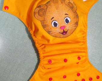 "Cloth Diaper Embroidery ""Ugga Mugga """