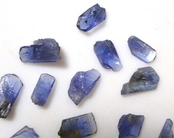 1 piece Tanzanite crystal randomly picked from lot - from 0.50 carats up to 2.50 carats