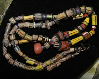 FUR TRADE BEADS Necklace Hudson's Bay c1800