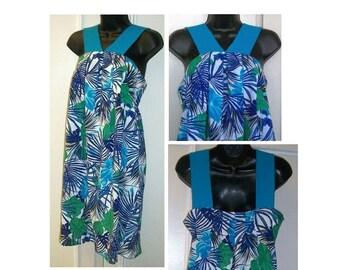 Hawaiin Print Sundress - CLEARANCE SALE