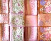 Vintage Sari borders, Sari Trim SR556