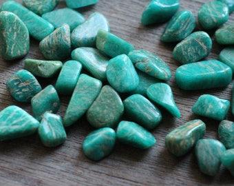 Amazonite Small Tumbled Stone #T1