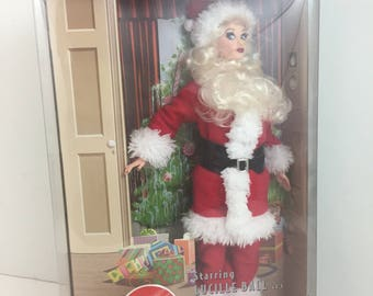 I LOVE LUCY Collectable BARBIE Doll The Christmas Show Santa Barbie