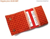 On Sale Business Card  Wallet - Business Cards - Bank cards - Gift Cards - Snap Fastening - 2 Pockets
