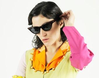 ZAGATO Italian Handmade Vintage Sunglasses