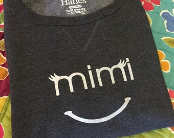 Mimi Smile Sweatshirt