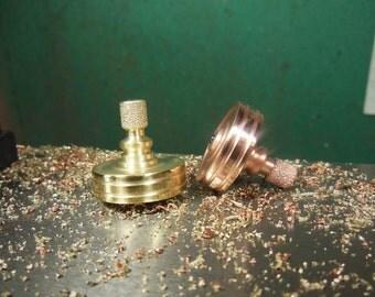 """Pre-Order:""""GCP"""" Copper or Brass"""