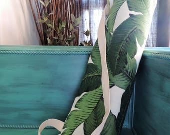Tropical Yoga Mat Bag