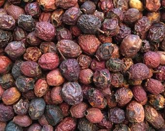 Hawthorn  Berries, Dried Berries
