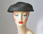 Ladies Vintage Hat / Vtg ...
