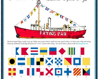 Paper Signal Flags