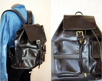 Vintage ESPRIT Backpack, Very BIG