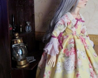 Clearance Sale-BJD SD 18th Century Boys/Girls Tea Dress