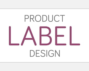 Custom LABEL Design | Sticker Tag Product Shipping | Shop Branding | Packaging & Business Identity | Creative Graphic Commercial