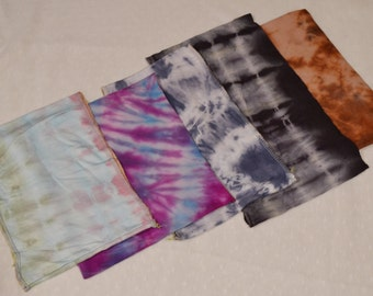 Organic Cotton Tie Dye Headband