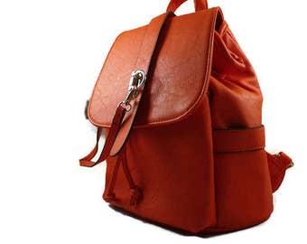 SALE!! Ladies Backpack Camera Bag    DSLR Backpack  Digital SLR Camera Bag     Small Backpack for Camera