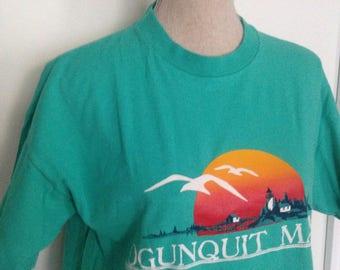 Vintage Ogunquit Maine Tshirt