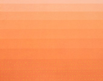 Ombre Card Stock Single Sheets BasicGrey Second City Card Stock 12 x 12 Scrapbooking Kedzie Orange Ombre/Houses Double-Sided