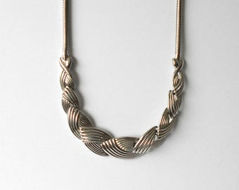 Vintage Choker Necklace early Marcel Boucher signed 5253 Phrygian Cap