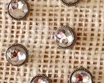 Push Pin- Thumbtack, Decorative Push Pin, Fancy Push Pin, Gem push pin, Office Decor, Cubicle Decor, Bulletin Board Pins, Cork Board, Pin