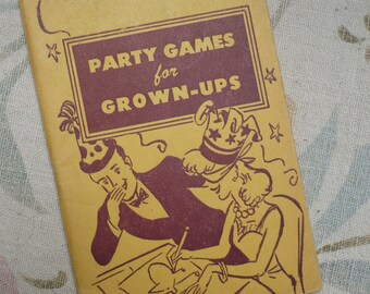 1940s Party Games For Grown-Ups