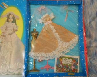 Vintage Dawn Wedding Dress in Original Box
