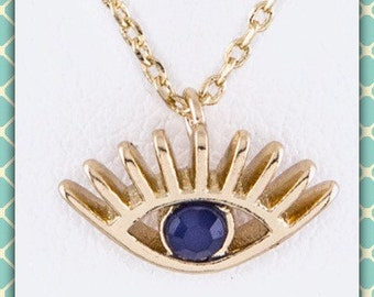 Evil Eye Protection Pendant Necklace