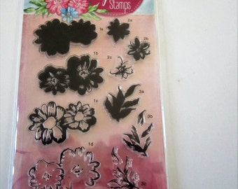 Layered Stamps- no coloring needed- just stamping - from Studio Light.