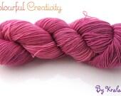 Colourful Sock - Raspberry