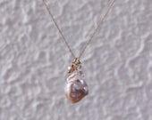 Pearl Pendant-Pearl Neckl...