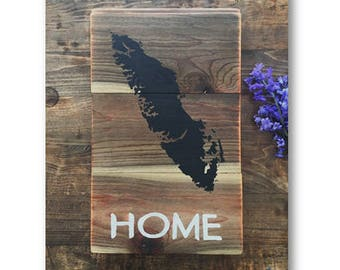 Reclaimed Wood Home Decor from Vancouver by LeftCoastDesignCo