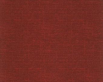 Exotic Garden Weave Scarlet - Kona Bay Fabrics EXOT-06 SCARLET (sold by the 1/2 yard)