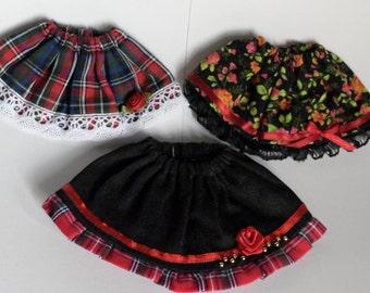 SALE - Simple 'n Cute - YoSD BJD Skirt