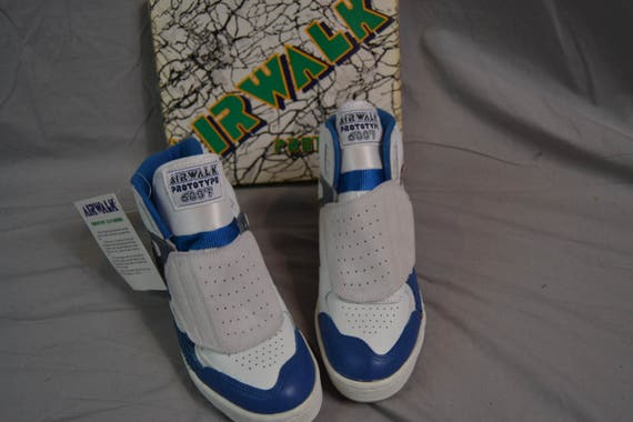 huge discount c3a47 29b7b Bangin Vintage 90s AIRWALK Prototype 600 Hightop hot sale 2017